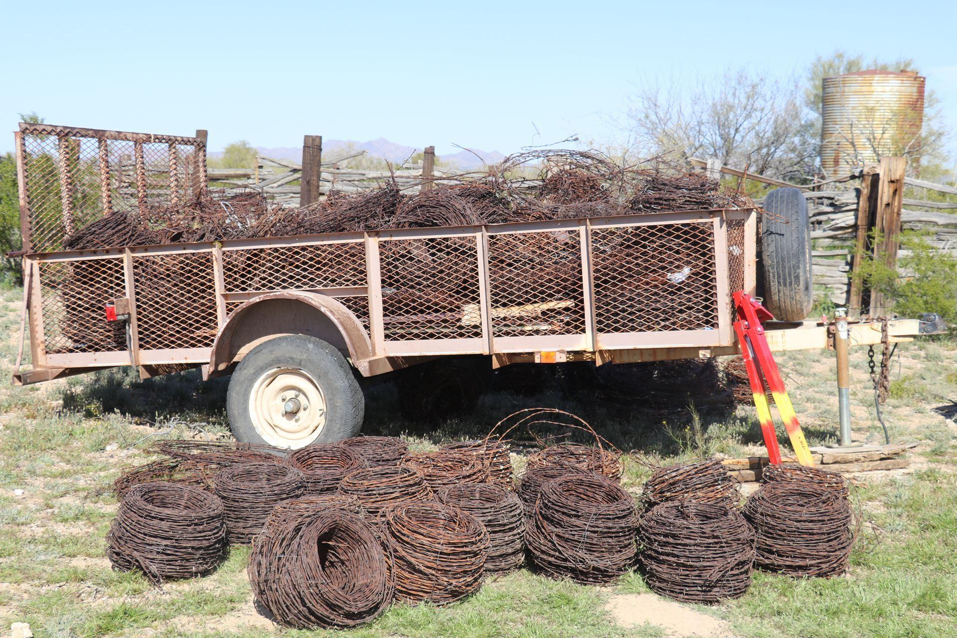 Arizona Antelope Foundation - Vekol Valley-Bureau of Land Management